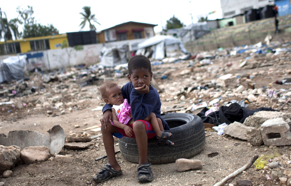 Haiti Childrens Health Ministries - Is haiti the poorest country in the world