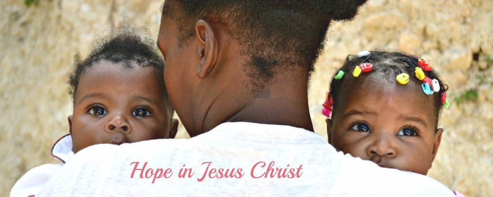 Hope in Jesus Christ